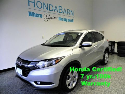 Certified Used Honda HR-V EX-L w/Navigation